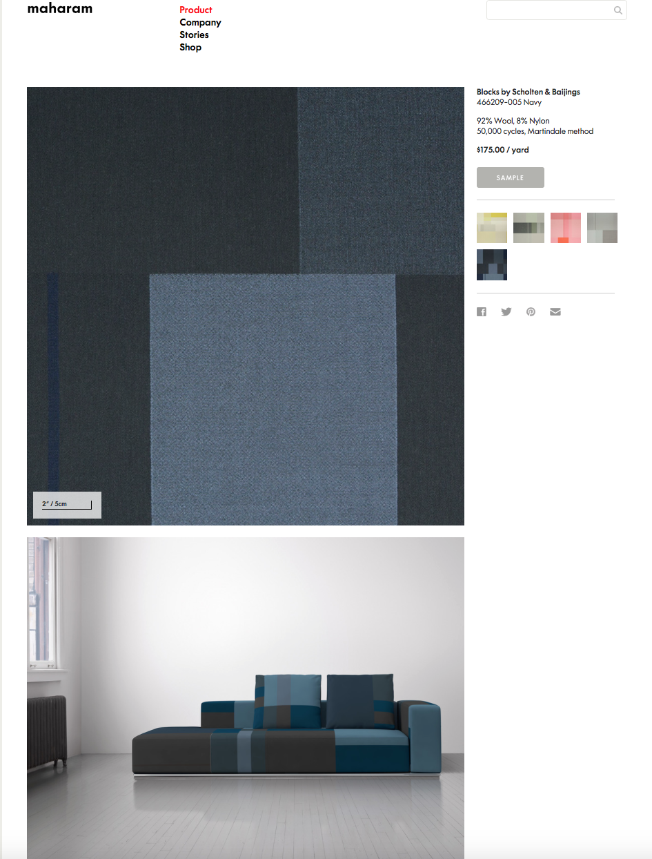 MAHARAM BLOCKS -
