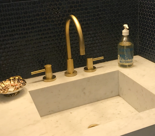 NEWPORT BRASS EAST LINEAR FAUCET - $500