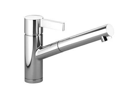 Dornbracht Eno Faucet with Pull Out Spout