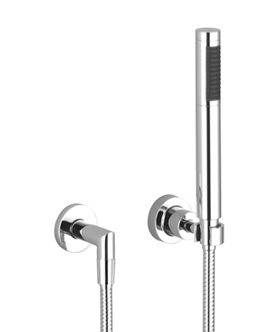 HANDSHOWER SET DORNBRACHT POLISHED CHROME