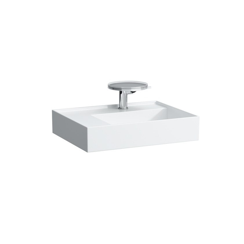 MASTER BATHROOM SINK LAUFEN KARTELL WHITE