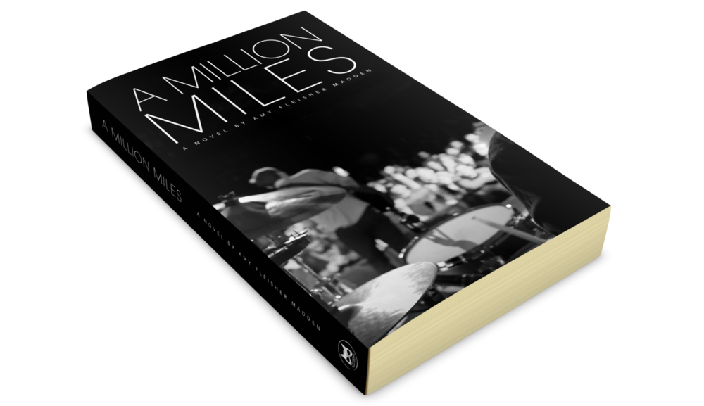 A MILLION MILES A Million Miles is a novel written by Amy Fleisher Madden.