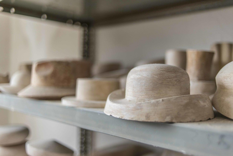 Photo of hat blocks