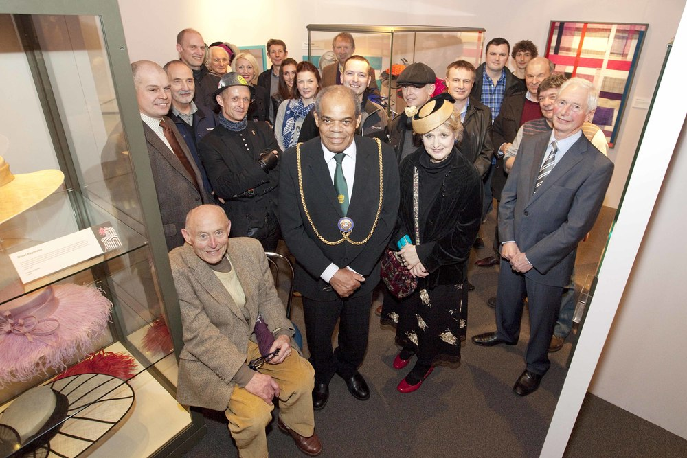 Click here for photos from an exhibition by Wardown Park Museum.