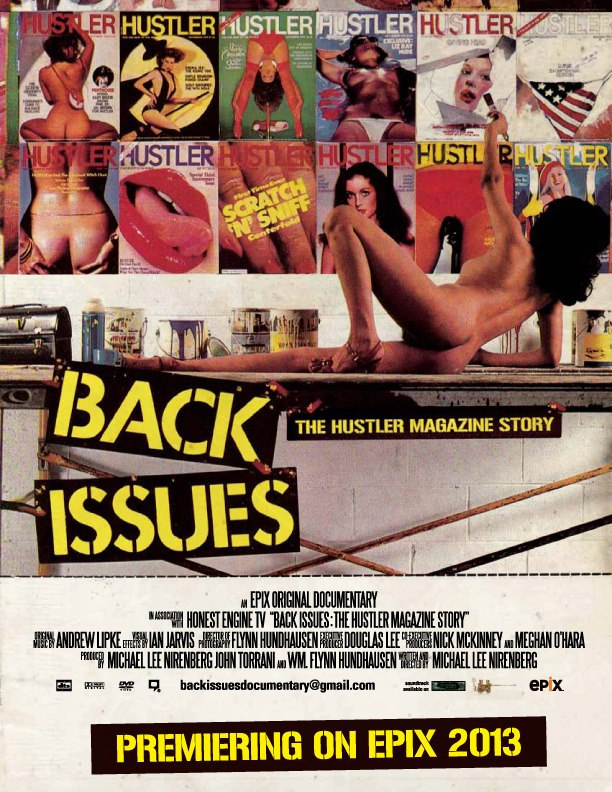 Back Issues Poster #1
