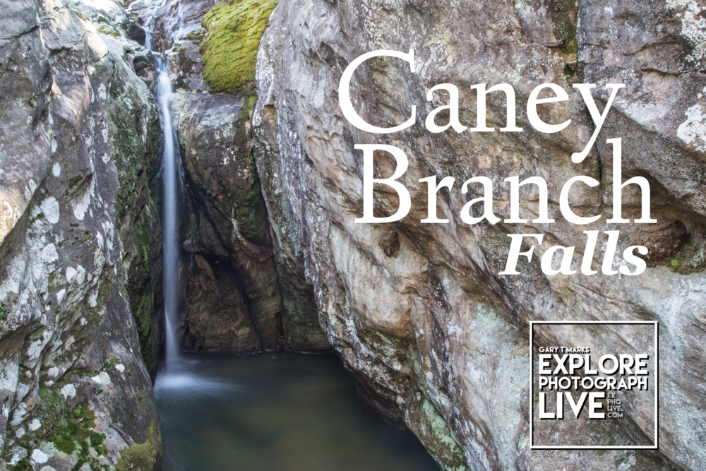 Caney Branch Falls