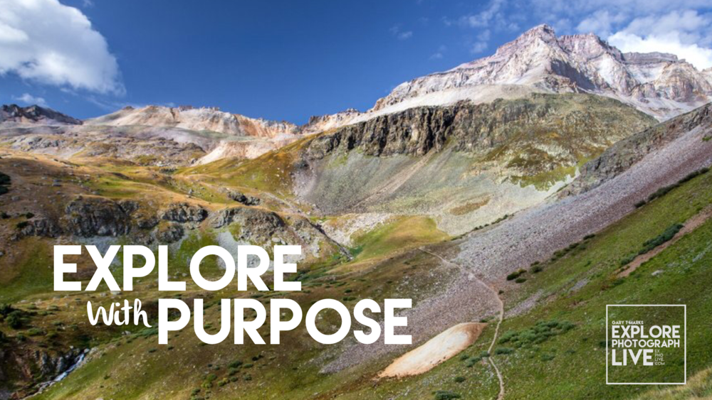 Define Exploring with Purpose? -
