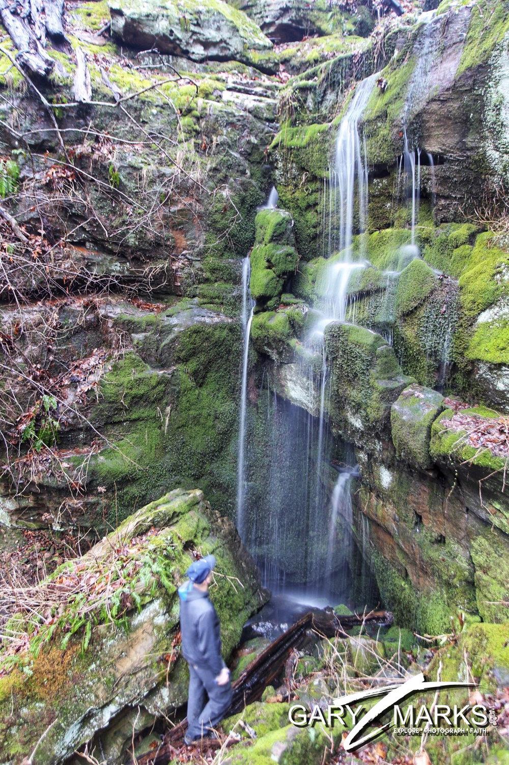 12 - Mossy Falls