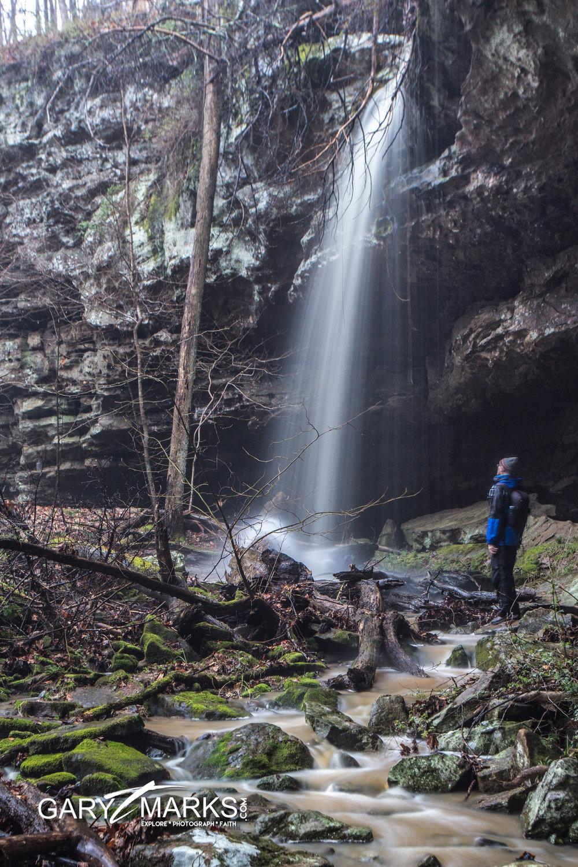 9 - Landreth Falls