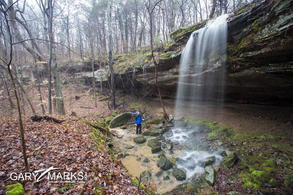 10 - Bradley Falls