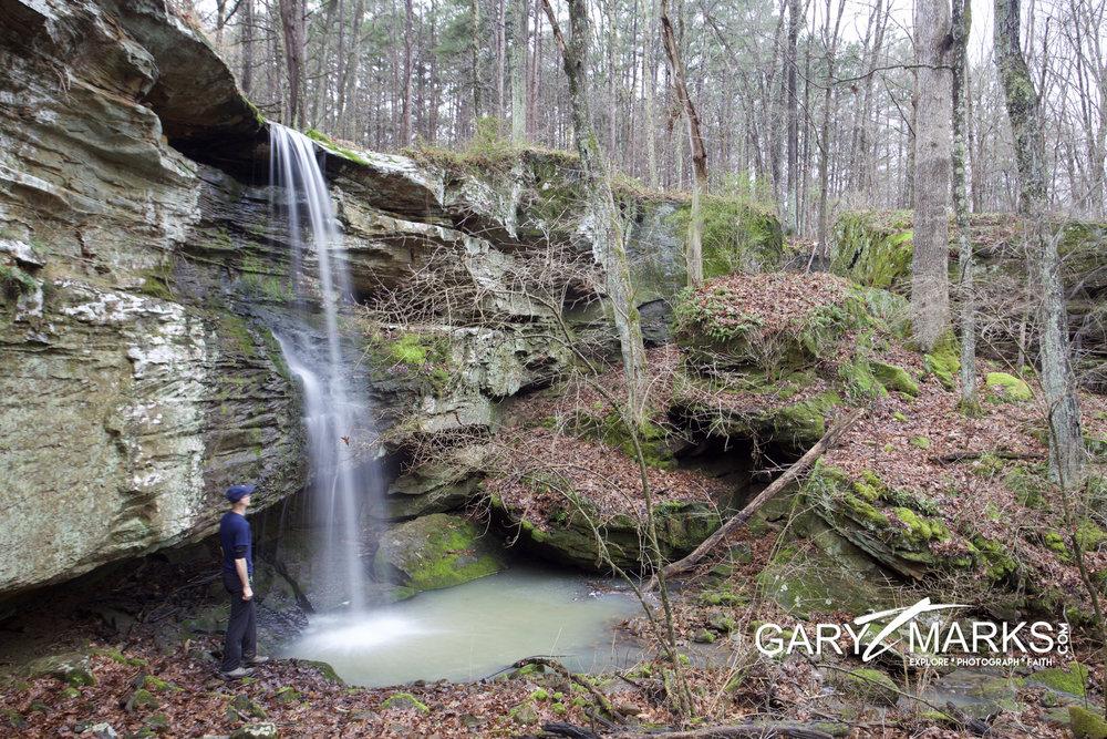 14 - Upper Cedar Falls