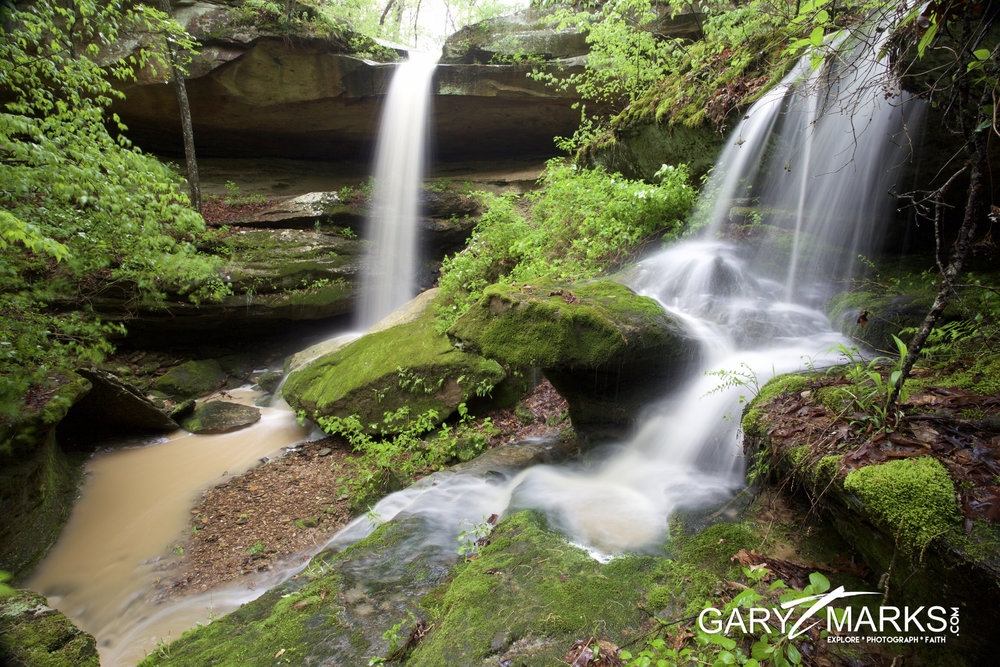 4 - Piney Creek Falls