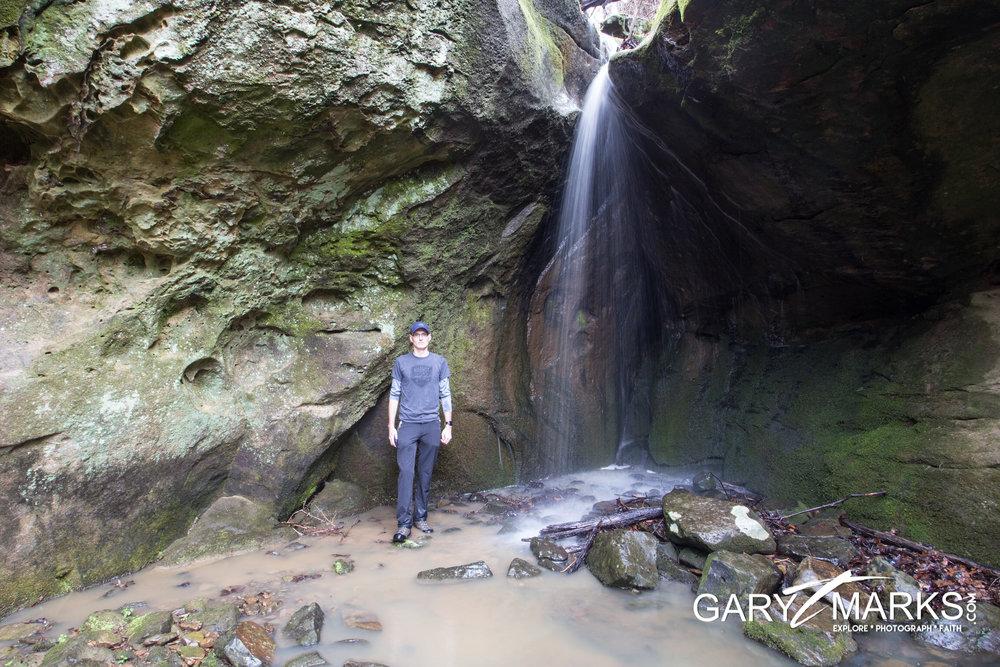 23 - Pomona Canyon Falls