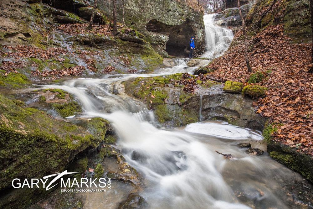 27a - Chalk Bluff Falls *