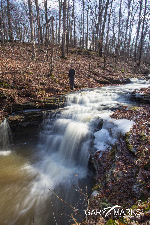 22 - Little Grassy Falls