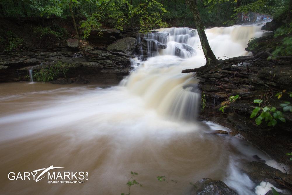 30 - Herrin Spillway Falls