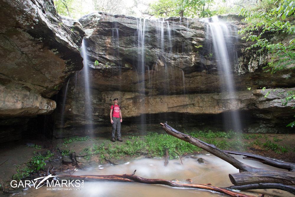 42a - Upper Two-Tier Falls