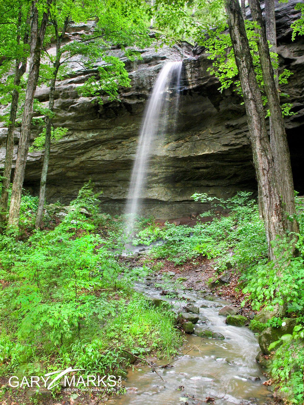 34a - Cove Hollow Falls
