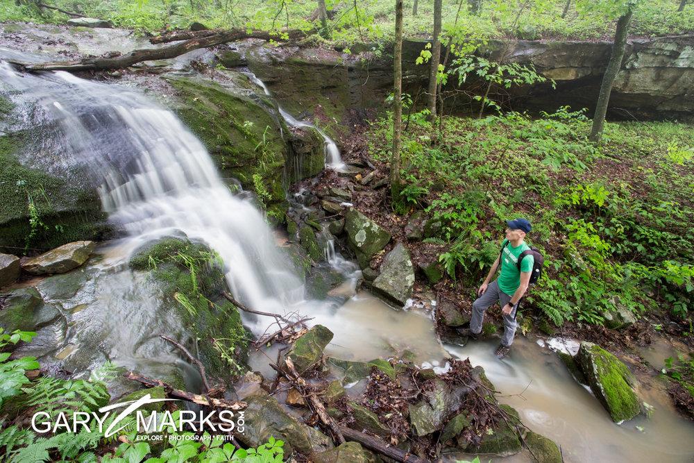 37 - Dry Run Falls