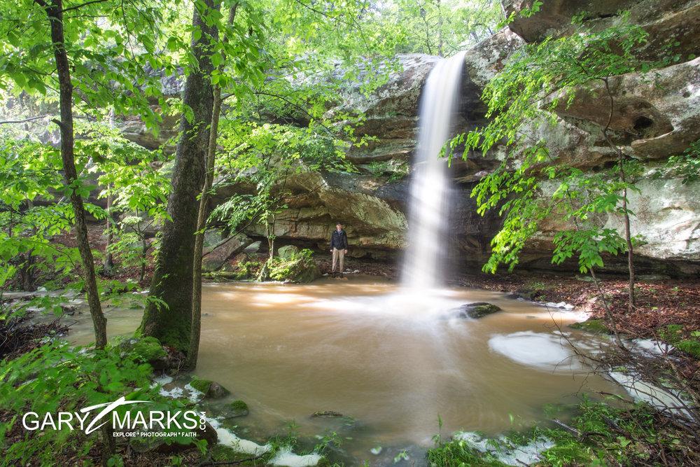 35 - Rocky Comfort Falls