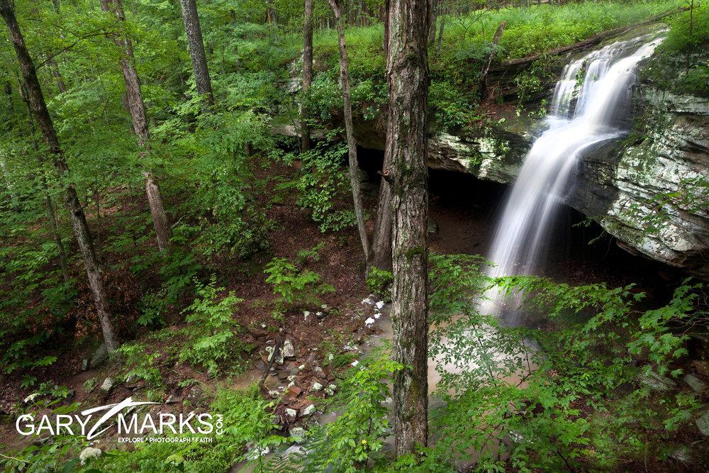 52 - Rock Tree Falls