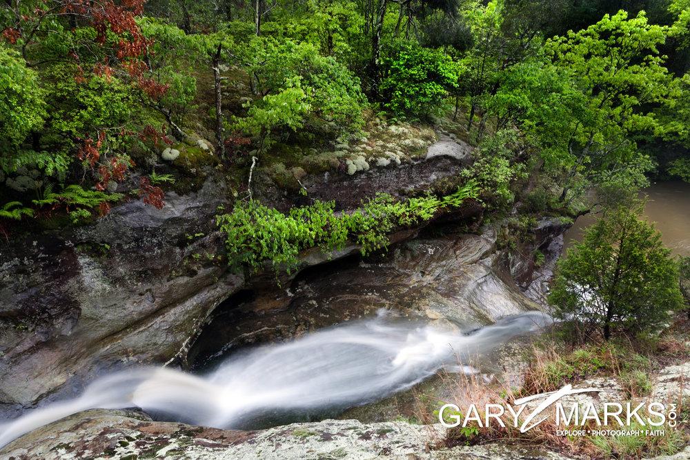 60 - Hayes Canyon Cascade