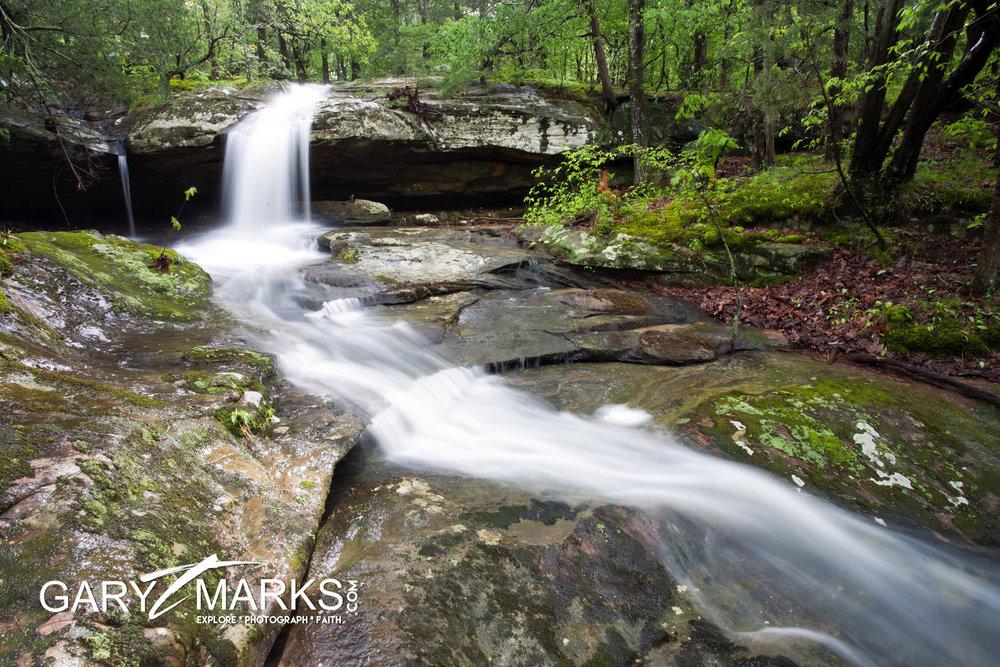 54b - Upper Double Creek Falls