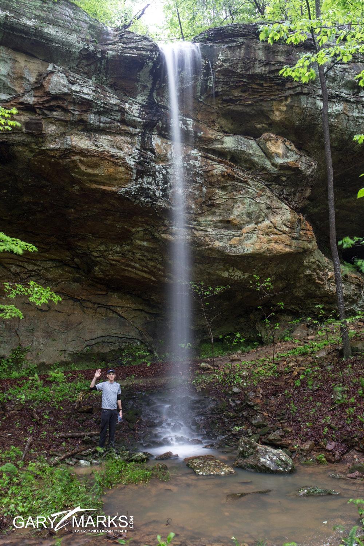 70 - Horse Cave Falls
