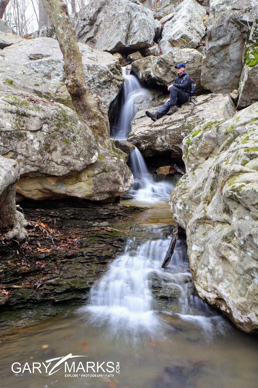 88b - Stone Face Cascade