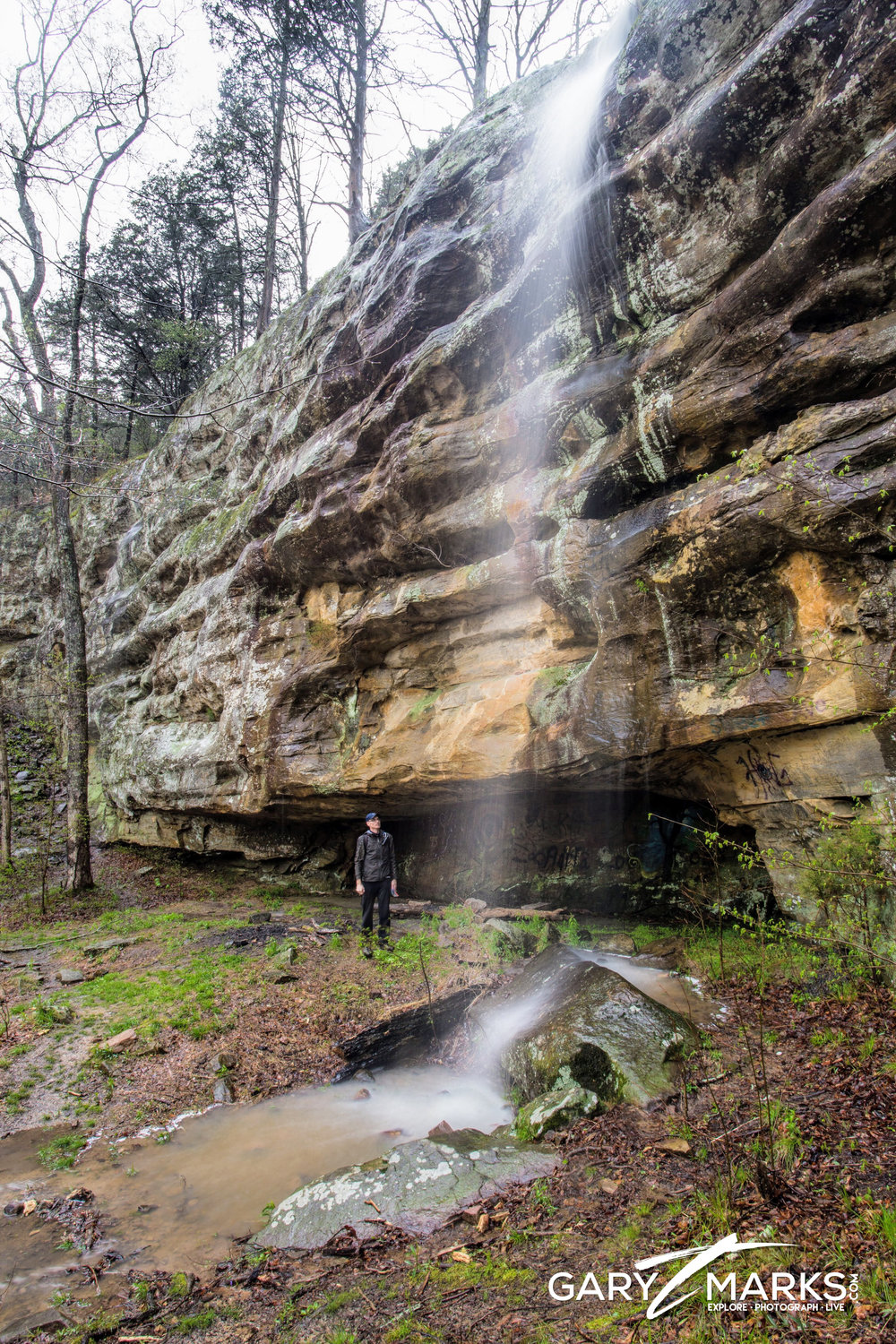 97 - Little Cove Hollow Falls