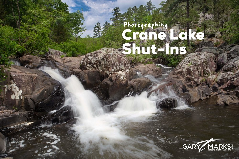 Crane Lake Shut-Ins
