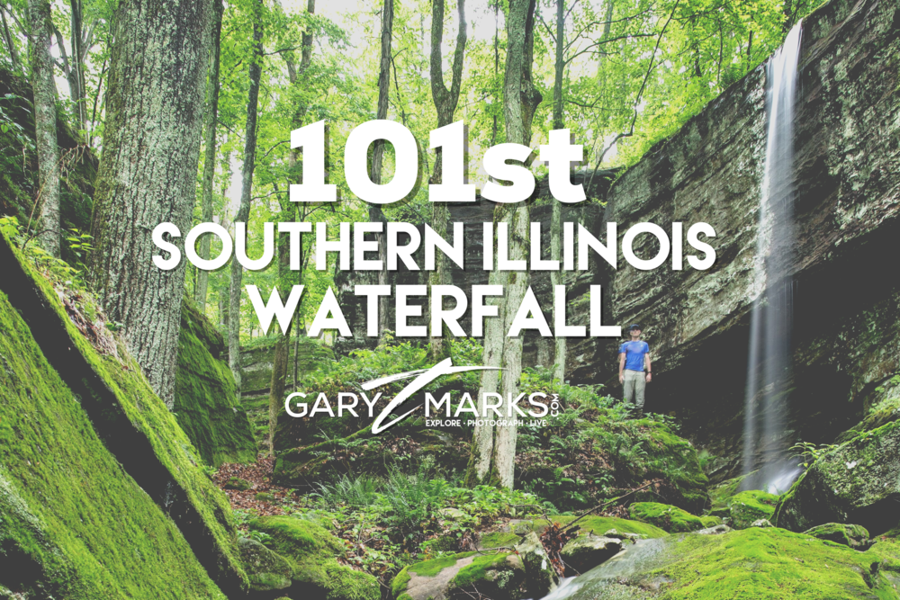 101st Southern Illinois Waterfall