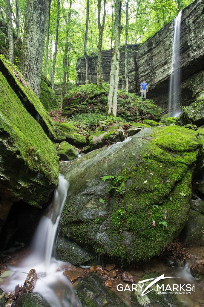 101a - Salt Peter Cave Falls