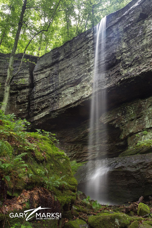 101b - Saltpeter Cave Falls *
