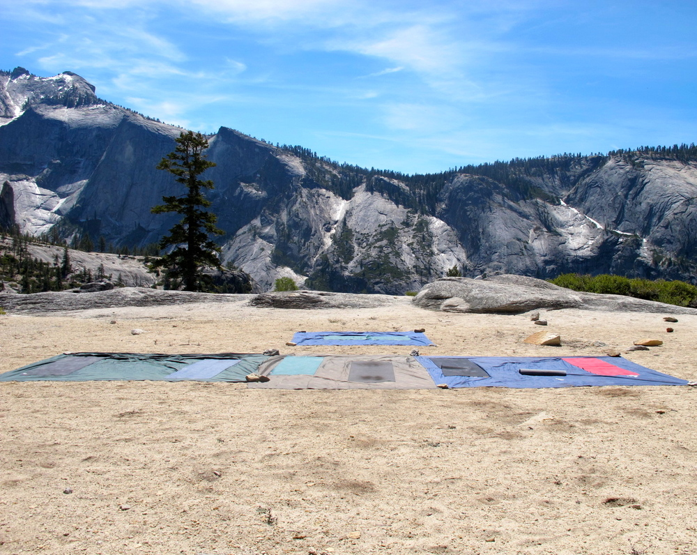 Our Yosemite Yoga Studio