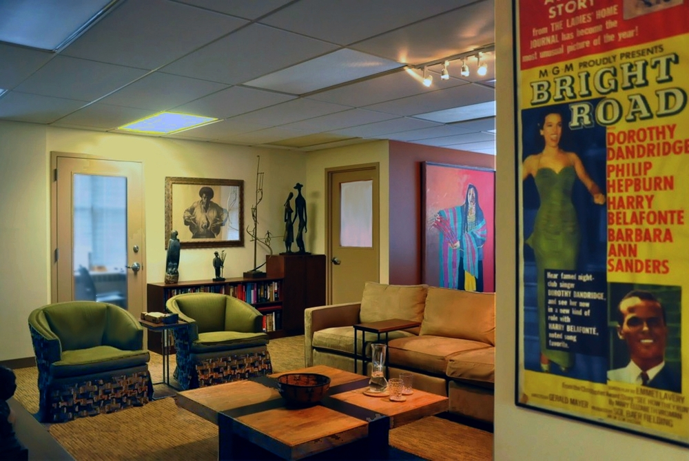 Offices of Artist and Activist HARRY BELAFONTE