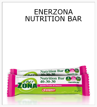 ENERZONA NUTRITION BAR