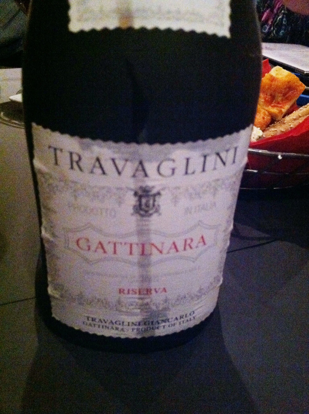 Swoony-worthy Nebbiolo.  Photo by Shana Sokol, Shana Speaks Wine.