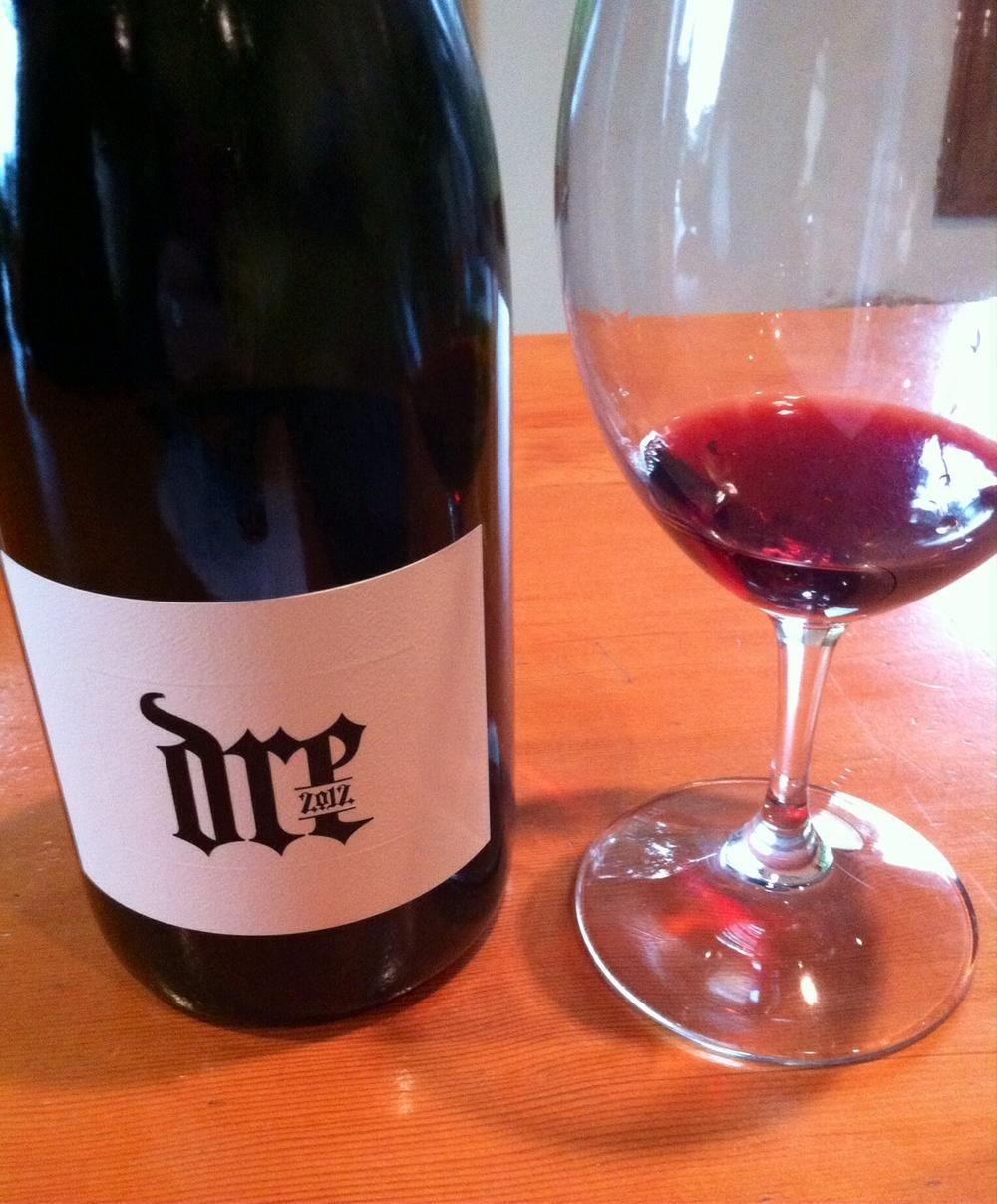 Single varietal Mourvedre from Rotie Vineyards. Gangsta. Photo by Shana Sokol, Shana Speaks Wine.