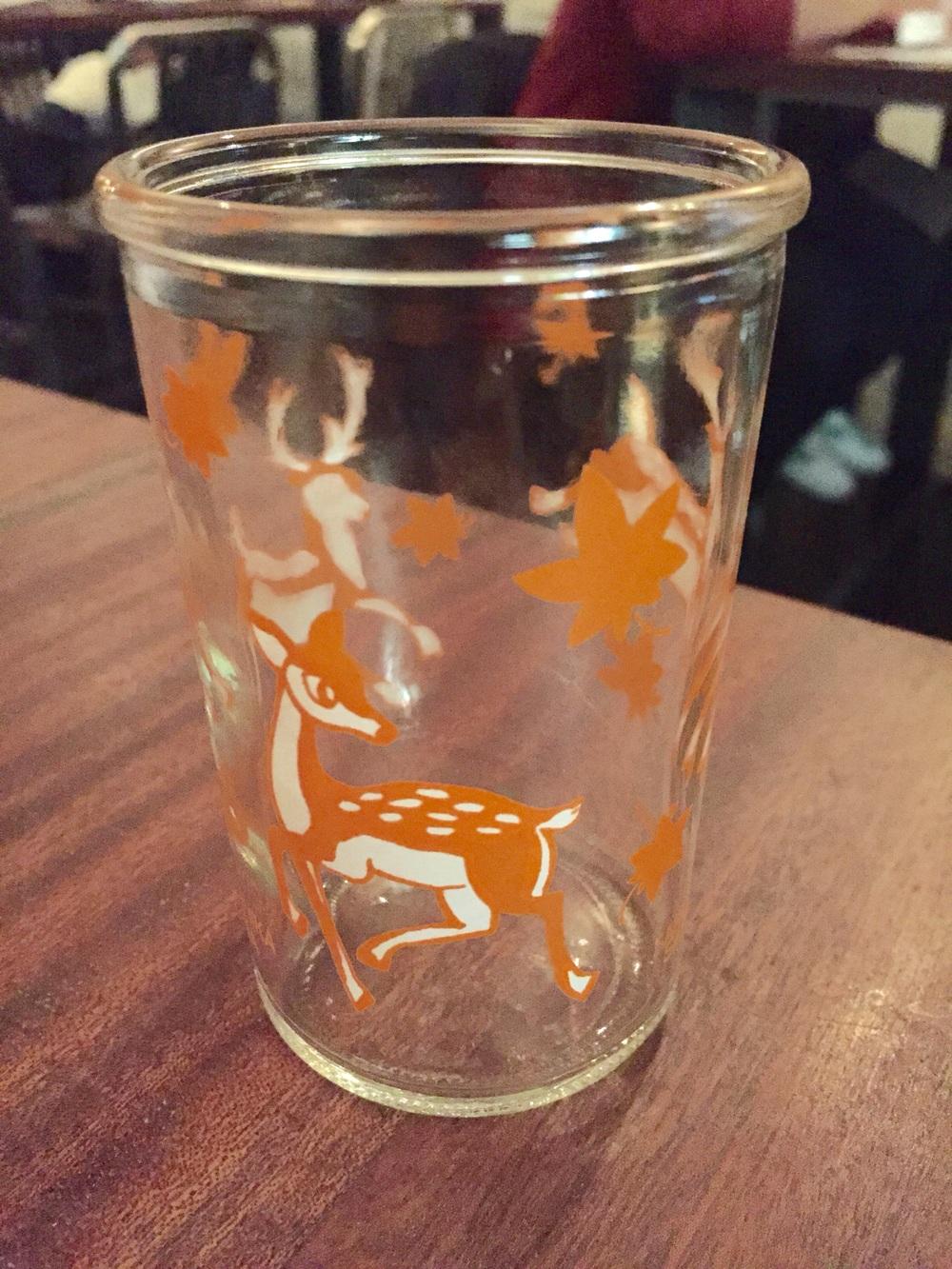 "Akishika Bambi ""Bambi Deer"" sake. Photo by Shana Sokol, Shana Speaks Wine."