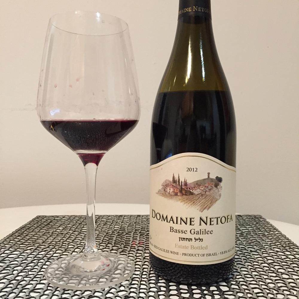 Domaine Netofa. Photo by Shana Sokol, Shana Speaks Wine.