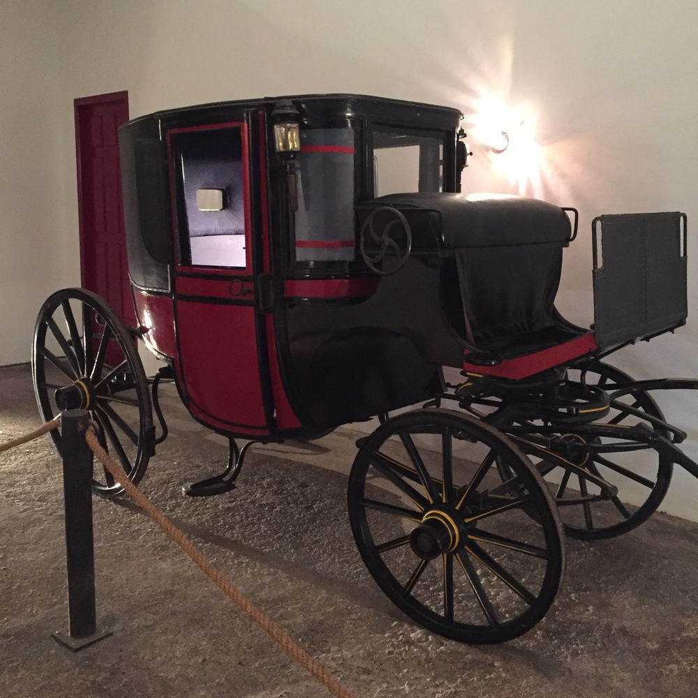 Historic Carriage at CUNE