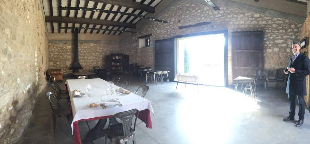 Tasting Room at Continuo