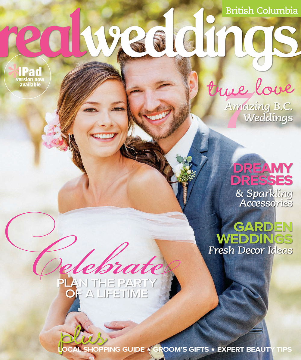 Real Weddings Magazine