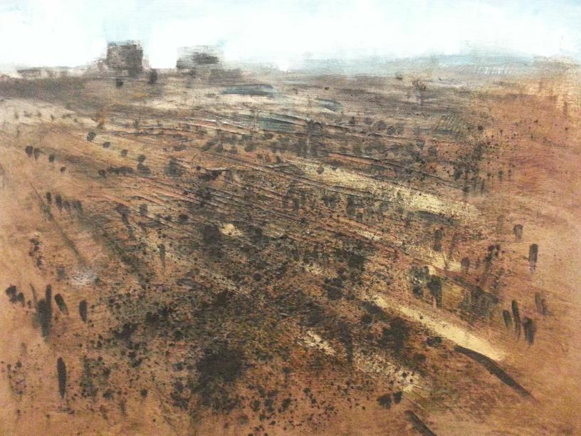 Highveld landscape