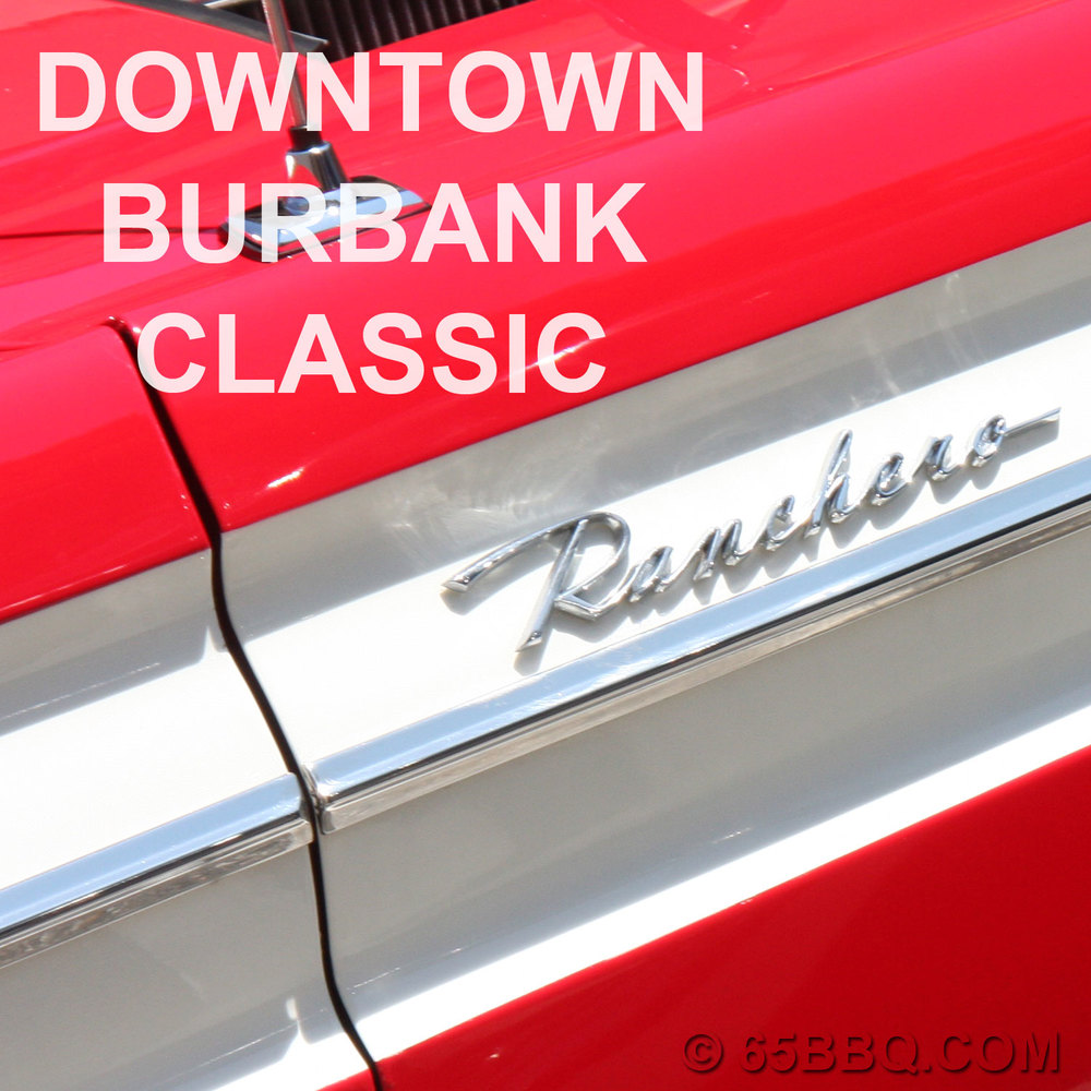 Burbank Classic Car Show