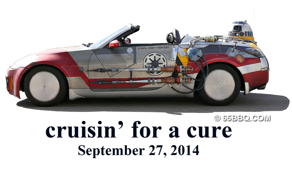 crusin' for a cure September 27, 2014