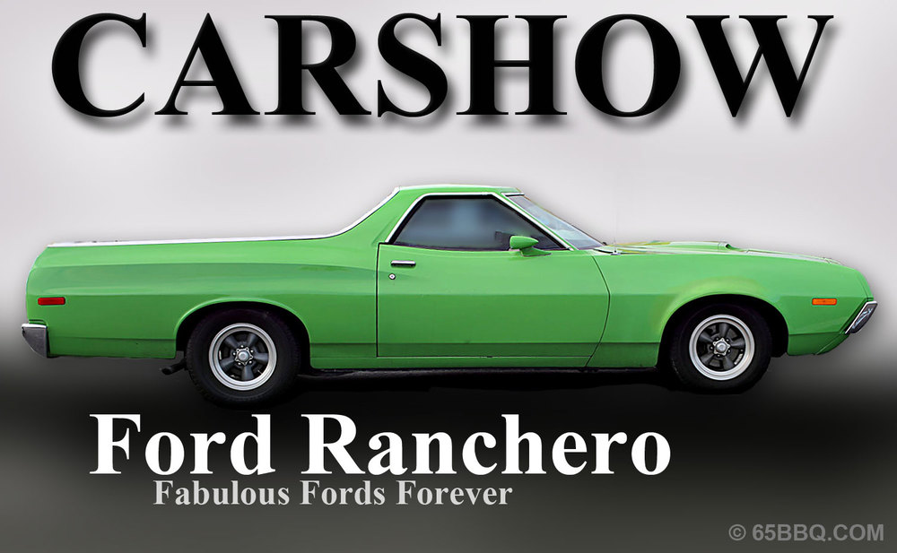 CarShow Pic Fabulous Fords Forever 65bbq
