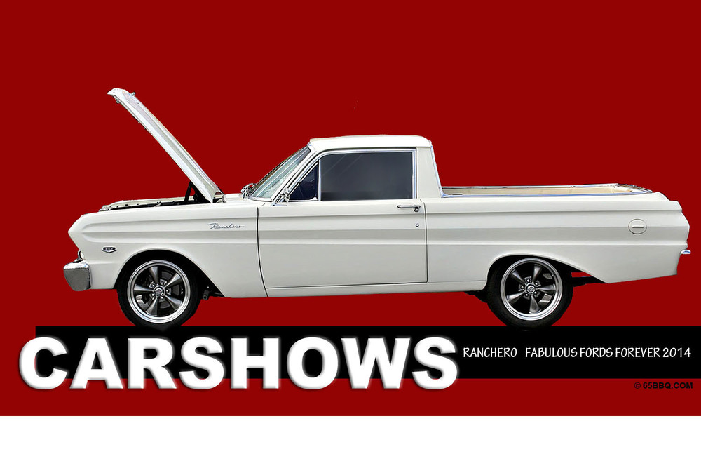 Fabulous Fords Forever 1964 Ford Ranchero www.65bbq