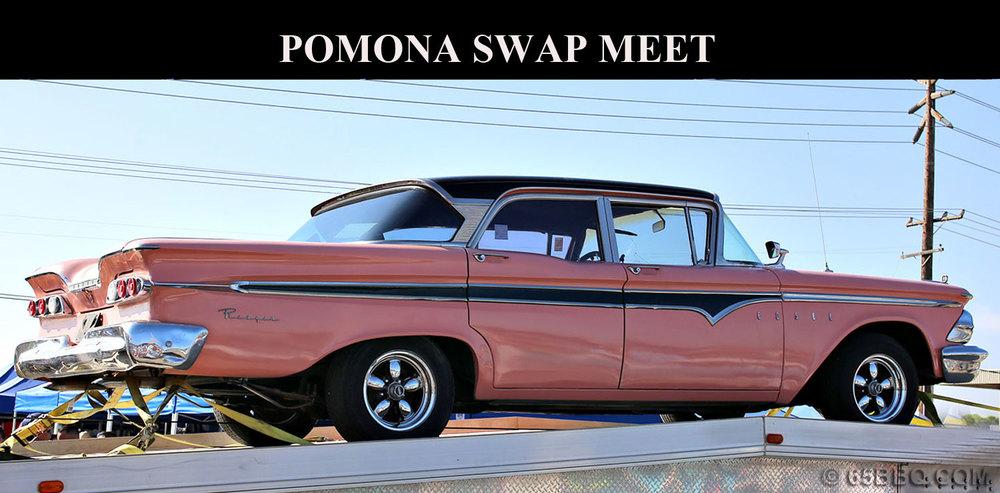 Pomona Swap Meet 65bbq 3/1/15